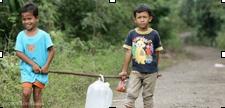 jongetjes hale water